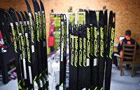 Украина стала главным поставщиком лыж в ЕС