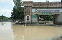 Паводок в Закарпатье пошел на спад