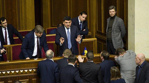 Алексей Плотников: Уход Гройсмана будет потрясением в политическом болоте
