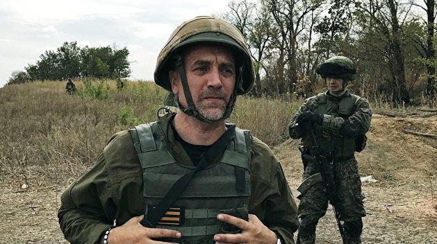 Захар Прилепин: «Российско-оккупационно-террористические войска»