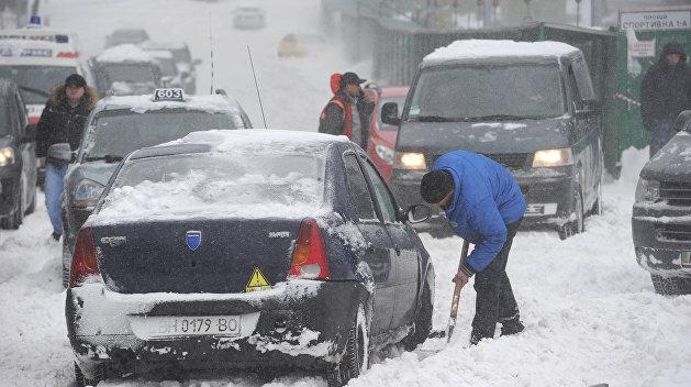 Кличко призвал киевлян отказаться от личного транспорта