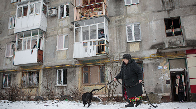 СК РФ завел новые дела об обстрелах гражданских объектов Донбасса Киевом
