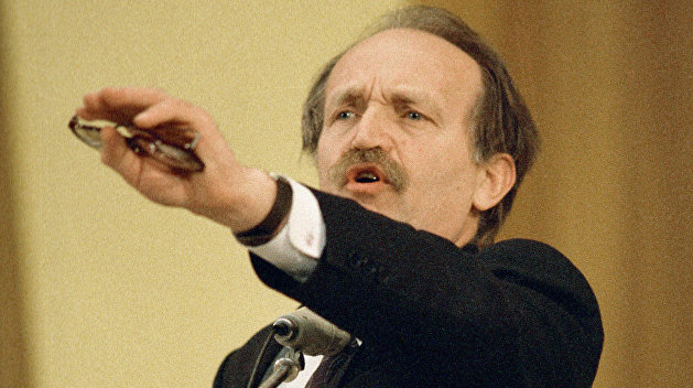 Вячеслав Черновол: первый федералист Украины и создатель Галицкой ассамблеи