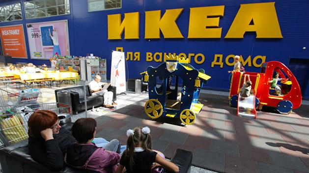 IKEA планирует выйти на рынок Украины