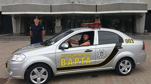 Муниципальная полиция по-украински: местные феодалы и их опричнина