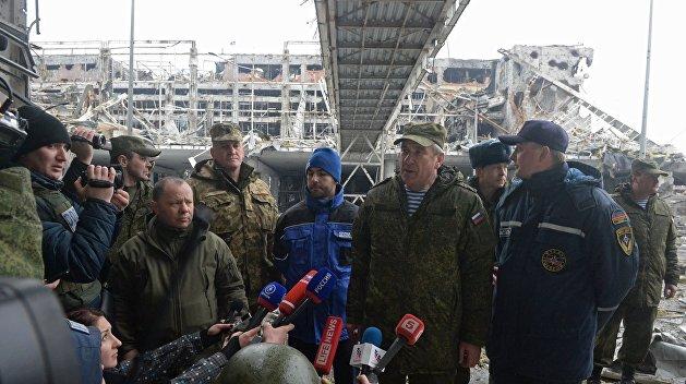 «Выполняли задачи с риском для жизни»: российские офицеры-наблюдатели из СЦКК покинули Украину — RT