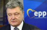 Погребинский: Запад рекомендовал Порошенко не обострять ситуацию законом о реинтеграции