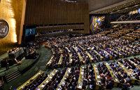 Украина пожаловалась в ООН на выборы в Крыму
