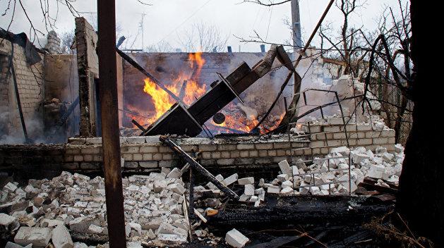 Дейнего: Киев хочет зачистить Донбасс руками миротворцев
