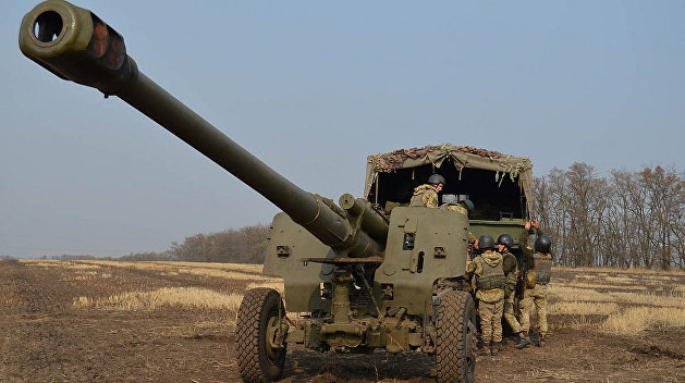 В ЛНР заявили о стабилизации ситуации на линии соприкосновения