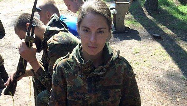 От Болотной площади – в террористы «Правого сектора»: история россиянки Насти Леоновой