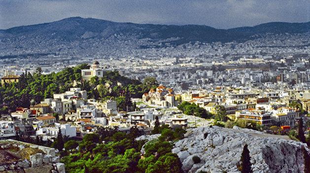 В Афинах у суда взорвали бомбу