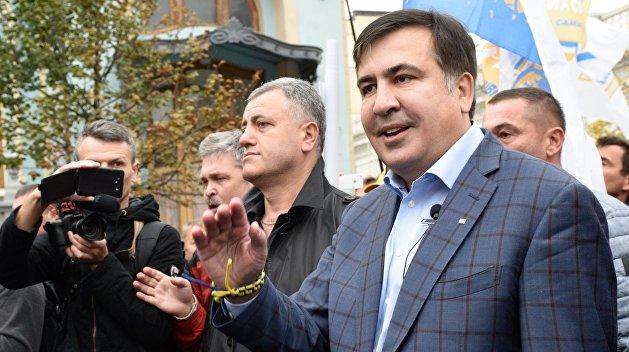 Василий Стоякин: Саакашвили шатает режим так, чтобы тот не упал