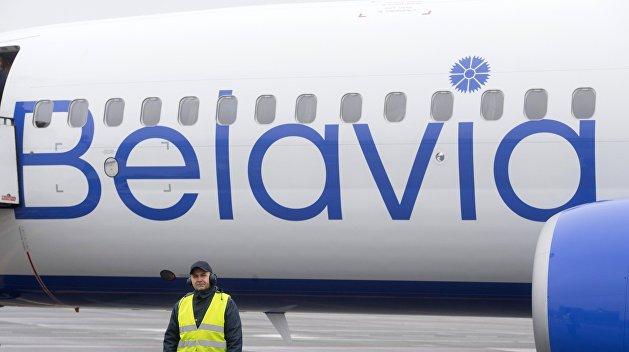 Аэропорт «Борисполь» закрыт из-за ЧП с белорусским самолетом