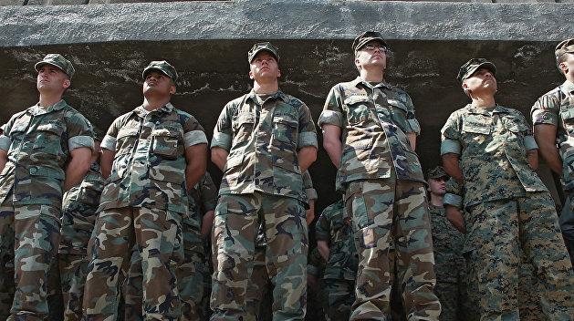 Командующий морской пехотой США: Грядут большие войны с Россией и Китаем