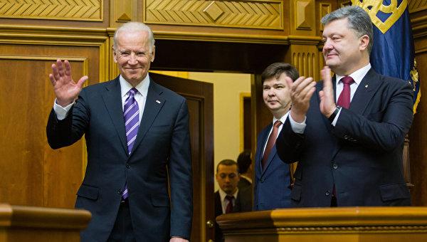 Госдеп может возглавить русофоб и большой друг Украины Джо Байден