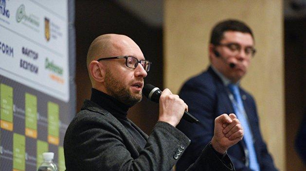 Россия отправила в Интерпол запрос на объявление в розыск Яценюка