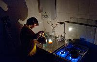 12 населенных пунктов в Одесской области обесточены из-за погоды