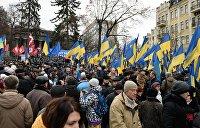 Социологи из США: В Киеве, на востоке и юге Украины говорят по-русски