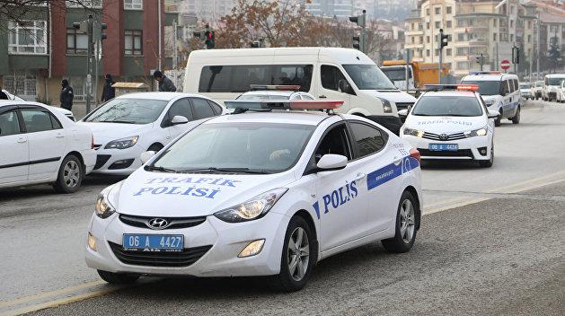 В Турции перевернулся автобус с украинцами