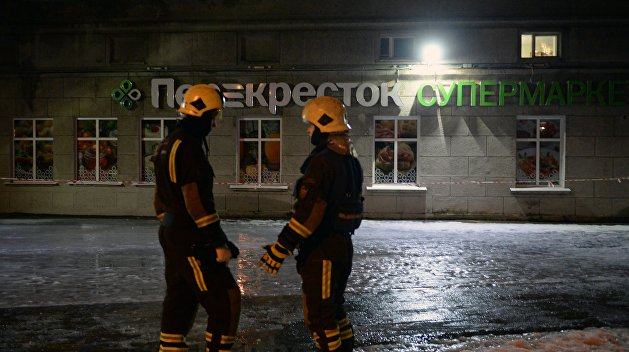 В Петербурге рассказали о состоянии пострадавших при взрыве