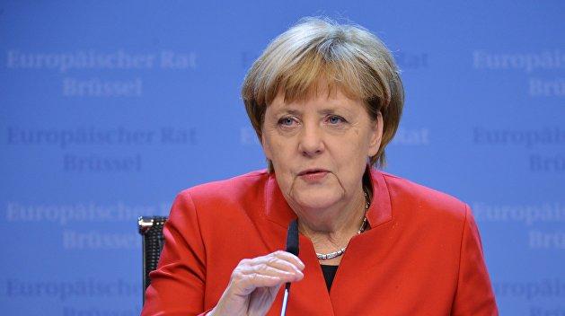 Меркель отклонила звонок Байдена — СМИ
