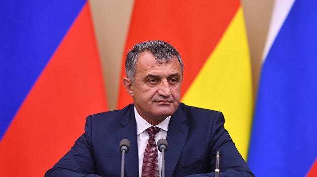 Президент Южной Осетии: Мы не предадим ЛНР и ДНР