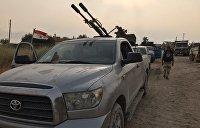 СМИ: Американская коалиция эвакуировала главарей ИГИЛ в Сирии