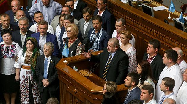 Навеки вместе: Чубаров призвал Киев к поддержке Гондураса