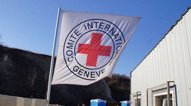 Киев и Красный Крест договорились вести диалог по судьбе задержанных в РФ моряков