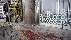 ИГ взяло на себя ответственность за взрыв в Cанкт-Петербурге