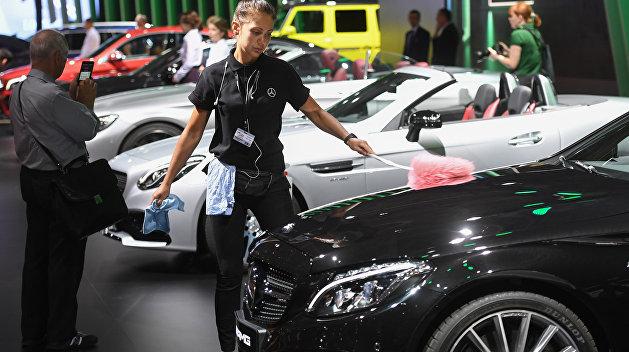 «Укртрансгаз» планирует закупку «Мерседесов» за 78 миллионов
