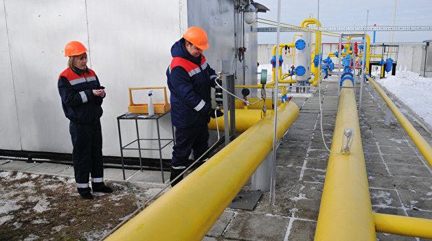 Украина нашла новый маршрут для реверса газа