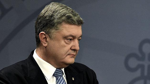 День Победы показал: Порошенко ждет судьба Януковича - политологи