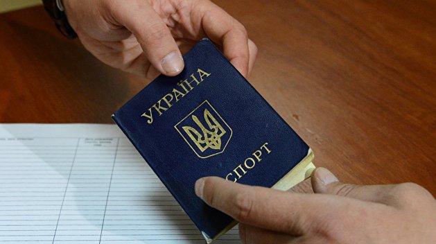 Исключительный регион: Украина освободит крымчан от биометрического контроля