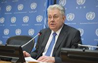Киев призвал Совбез ООН к срочным мерам по введению миротворцев в Донбасс