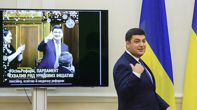 Кирилл Молчанов объяснил, чем Гройсман похож на Брежнева