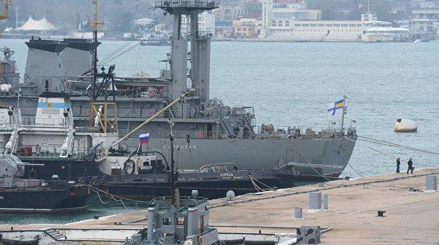 Украинский генерал считает, что Россия вернет корабли из Крыма через Гаагу и отремонтированными