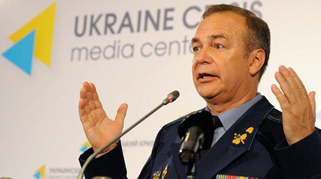 Генерал ВСУ боится принимать военную технику из Крыма