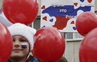 Волошин: Киев понимает, что не сможет вернуть Крым, но боится сказать об этом вслух
