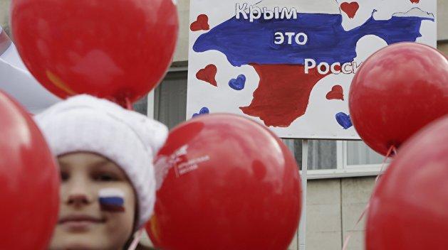 Дипломат с ручкой. Истерика «Крым. Реалии» на «Право крымчан на самоопределение»