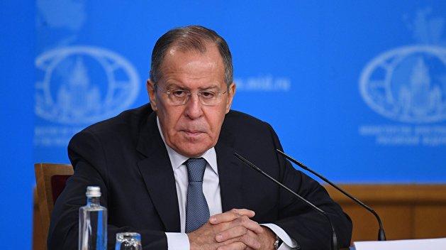 Лавров: Запад в курсе попыток Киева спровоцировать силовой сценарий в Донбассе