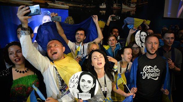 На Украине выступили 49 российских артистов