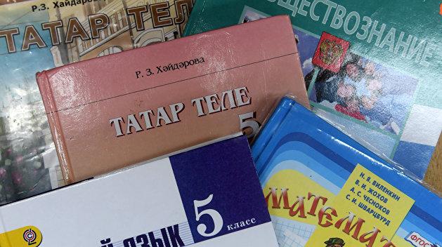 В Крыму подготовили 80 тысяч учебников крымско-татарского языка и литературы