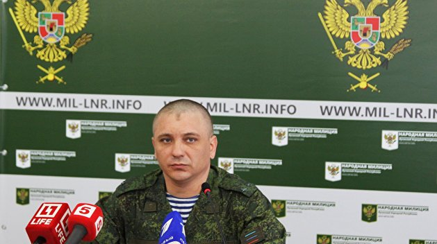 Народная милиция ЛНР сбила беспилотник ВСУ