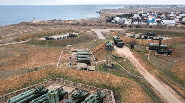 Стало известно, когда дивизионы С-400 прикроют Крым