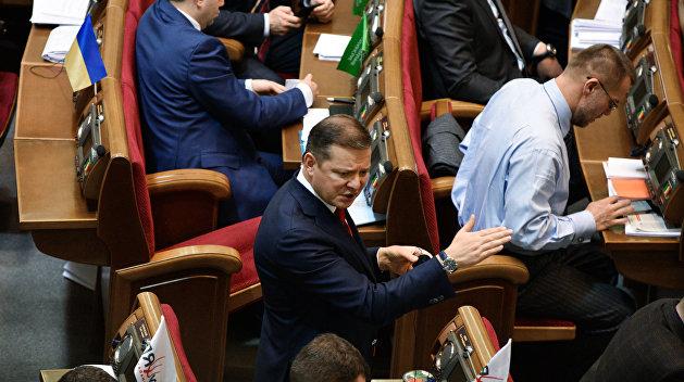 Законопроект «О деоккупации Донбасса» не устраивает ни радикалов, ни оппозицию