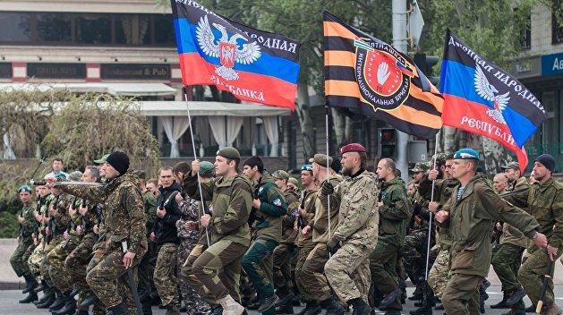 Верховная Рада не признала ДНР и ЛНР террористами