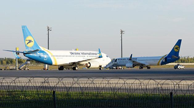 В Венгрии обнаружили украинский самолет с нелегалами из Азии