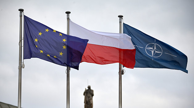 РИА Новости: Союз России и… Польши? Станет ли Варшава троянским конем для Европы
